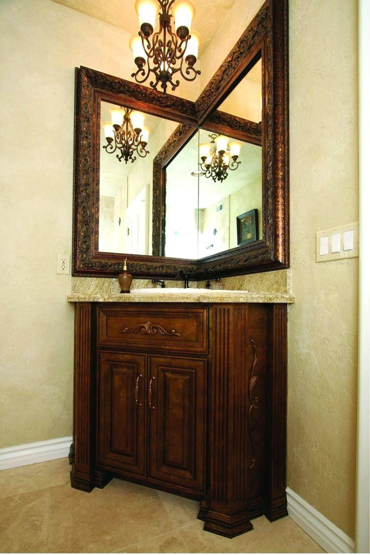 Wall Mirrors ~ Wall Mirrors Over Bathroom Vanities Wall Mirrors With Regard To Double Vanity Bathroom Mirrors (View 20 of 20)