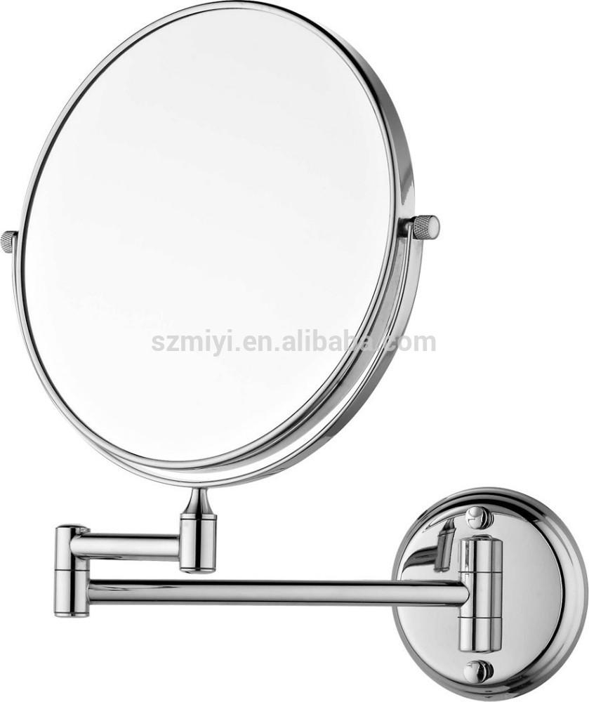 Wall Mount Movable Mirror, Wall Mount Movable Mirror Suppliers And Throughout Movable Mirrors (Image 19 of 20)