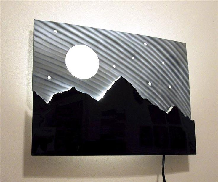 Featured Image of Sheet Metal Wall Art