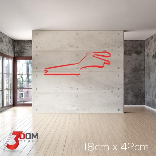 Wall Sticker F1 Race Track – Turkey | Buy Online Within Race Track Wall Art (Image 20 of 20)