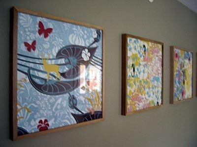 Wallpaper As Wall Art – Ikea Hackers – Ikea Hackers Pertaining To Ikea Wall Art Canvas (View 9 of 20)