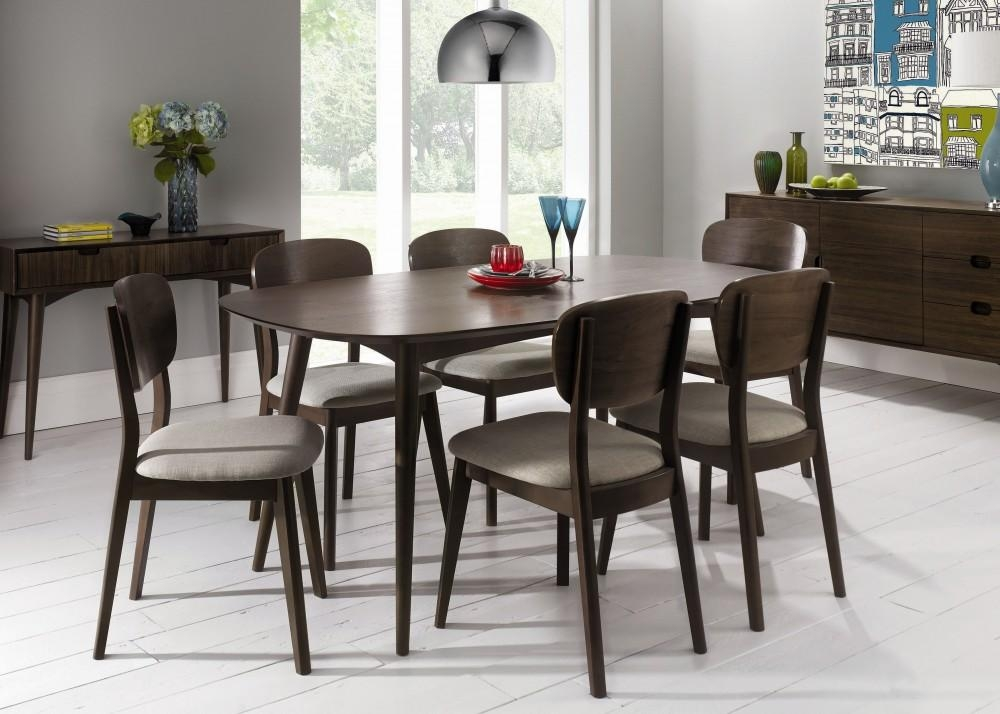 Walnut Dining Chairs Images, Where To Buy? » Kitchen Of Dreams For Most Popular Walnut Dining Tables And 6 Chairs (Image 17 of 20)