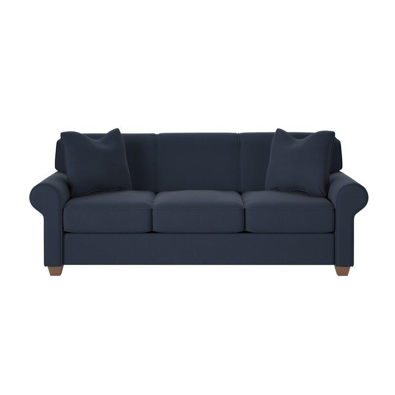 Wayfair Custom Upholstery™ Jennifer Sofa & Reviews | Wayfair Within Jennifer Sofas And Sectionals (Image 20 of 20)