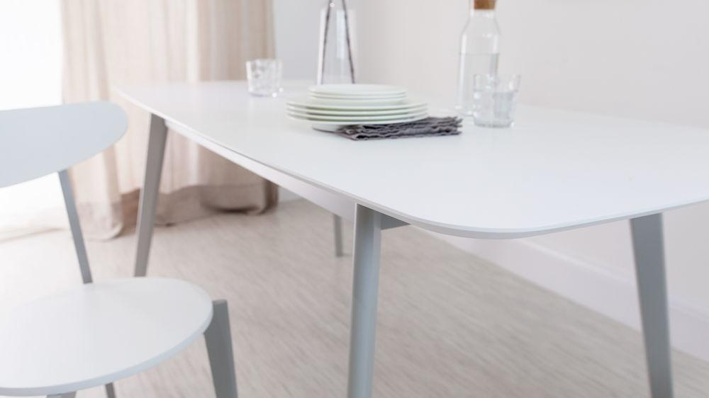 White Round Extending Dining Table Uk – Starrkingschool Intended For Most Recently Released White Gloss Round Extending Dining Tables (Image 19 of 20)