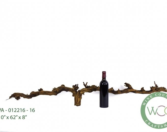 Wine Country Craftsman | Official Site Pertaining To Old Grape Vine Wall Art (Image 13 of 20)