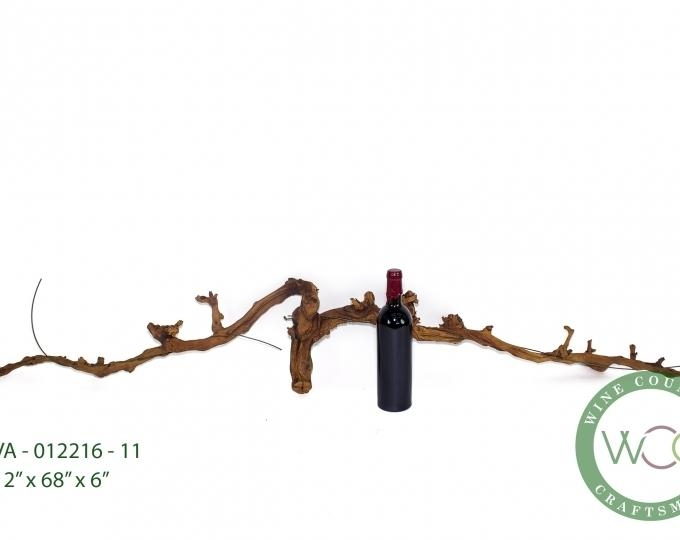 Wine Country Craftsman | Official Site Regarding Old Grape Vine Wall Art (Image 16 of 20)