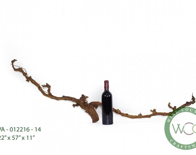 Wine Country Craftsman | Official Site Within Old Grape Vine Wall Art (Image 20 of 20)