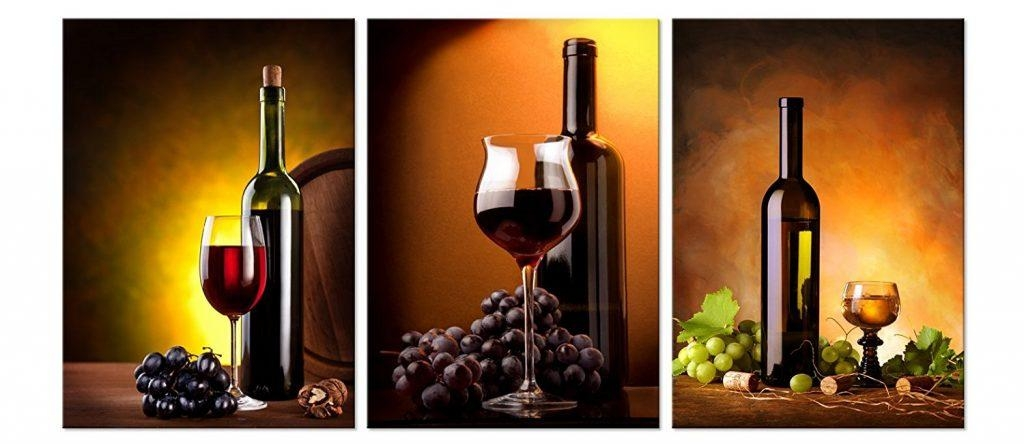 Wine Home Decor & Wine Kitchen Decor Ideas | Decor Snob With Regard To Wine And Grape Wall Art (View 4 of 20)