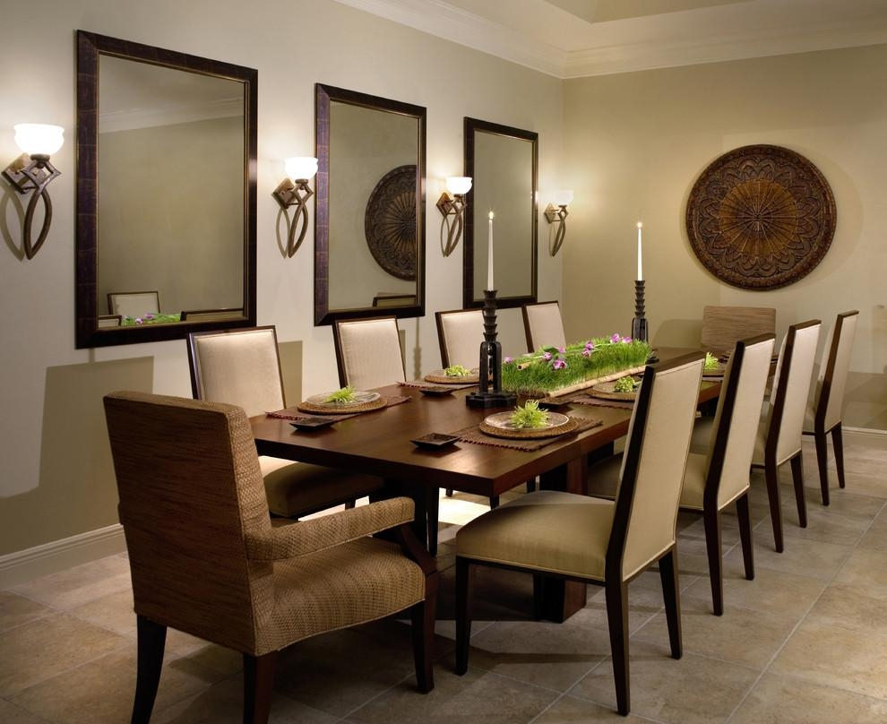 Wonderful Large Mirrors For Wall Decorating Ideas Gallery In Intended For Dining Mirrors (Image 20 of 20)