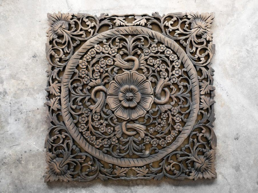 Wondrous Carved Wooden Wall Art Tree Of Life Wood Carved Wall Art Throughout Tree Of Life Wood Carving Wall Art (Image 20 of 20)