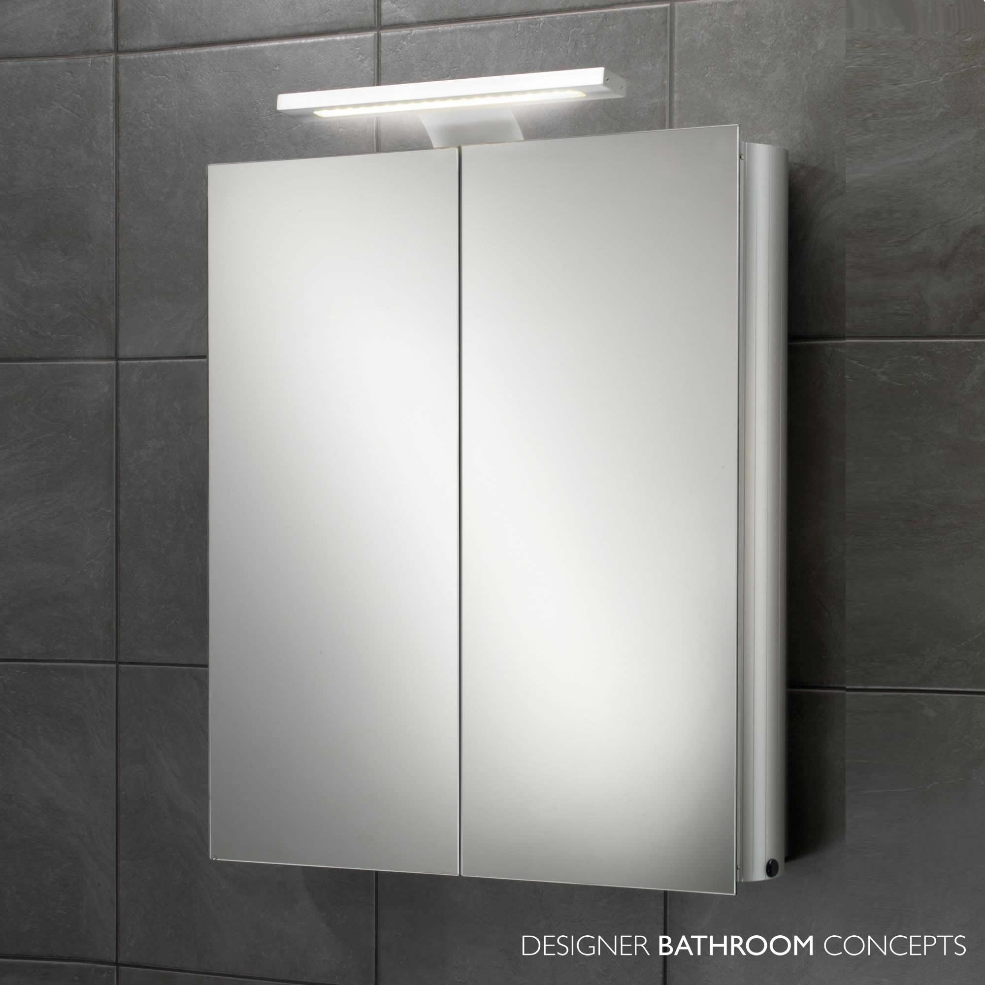 Wondrous Design Ideas Bathroom Cabinet With Lights And Mirror Throughout Bathroom Lights And Mirrors (Image 20 of 20)
