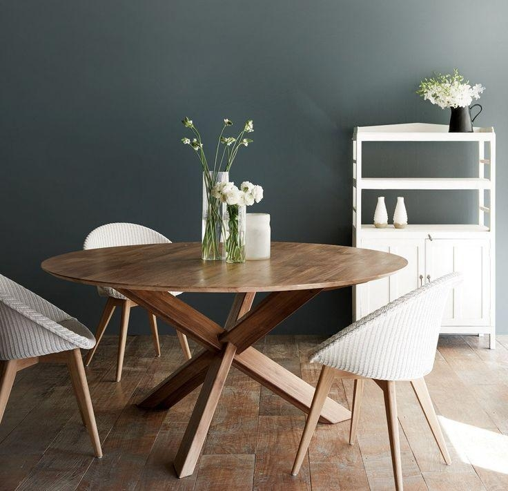 Circular Dining Room: 20 Ideas Of Circular Dining Tables For 4