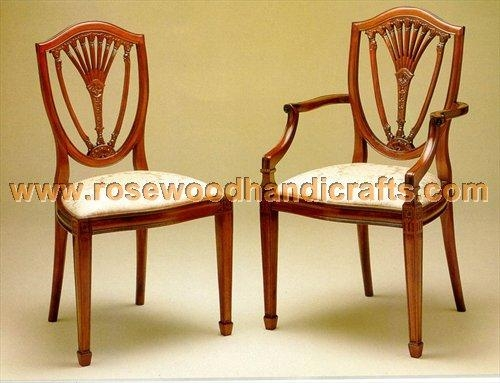 Wooden Dining Chair,rosewood Dining Chair, Dining Chairs, Wooden Intended For 2018 Sheesham Wood Dining Chairs (Image 18 of 20)
