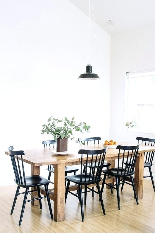 Wooden Dining Table With Chairs – Mitventures (Image 20 of 20)