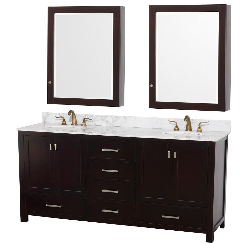 Bathroom Medicine Cabinet Ideas: 20 Photos Bathroom Vanity Mirrors With Medicine Cabinet