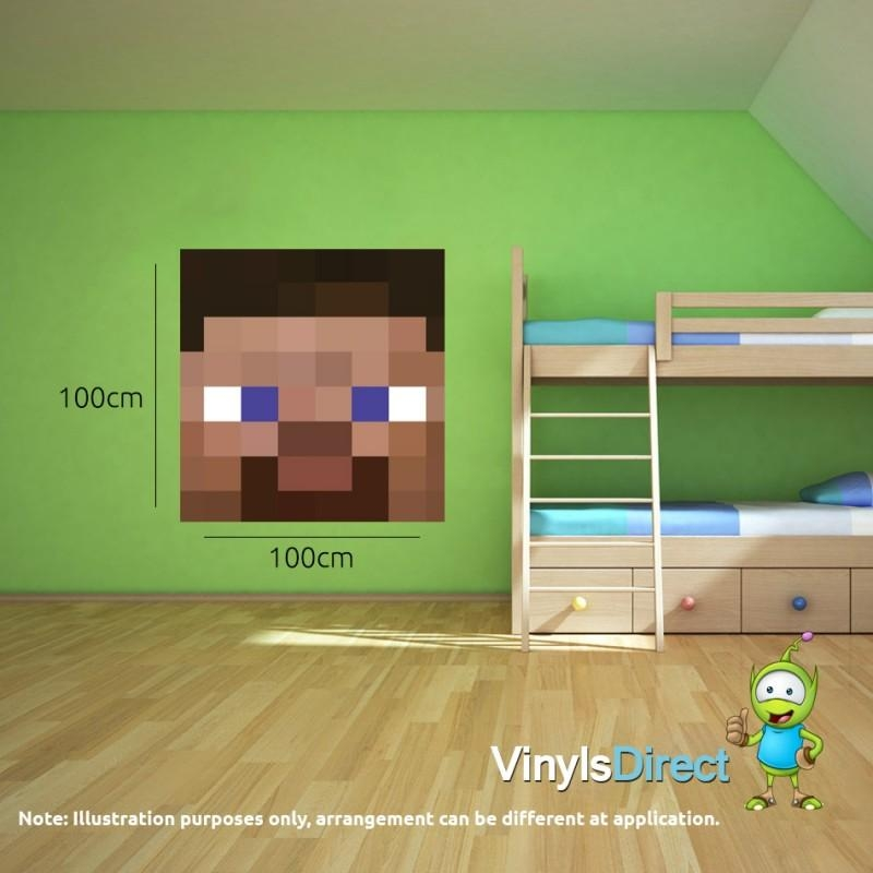 Zspmed Of Minecraft Wall Art In Minecraft Wall Art Uk (View 8 of 20)
