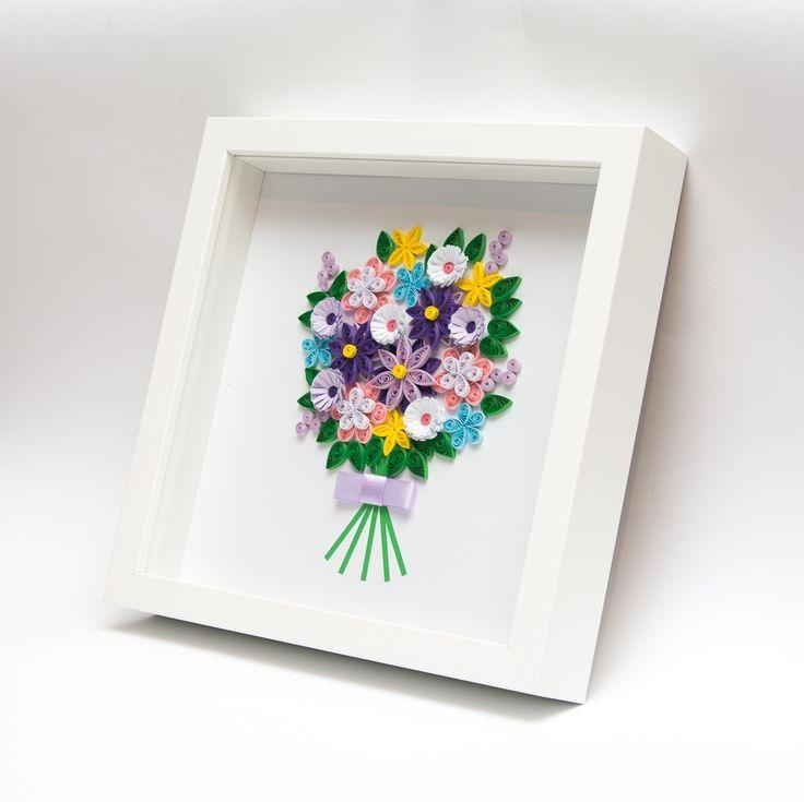 106 Best Quilling Art Images On Pinterest   Quilling Art, Nursery Throughout Unusual 3D Wall Art (Image 1 of 20)