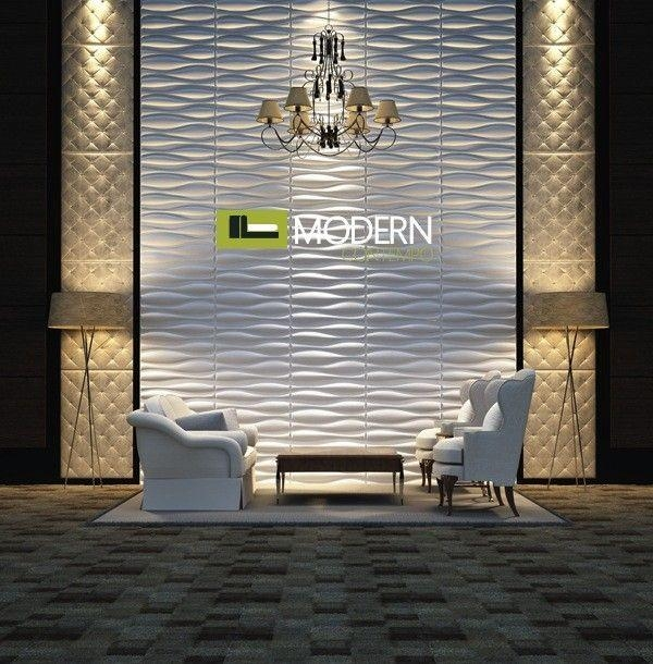 111 Best Wall Art 3D Images On Pinterest | Art 3D, 3D Wall Panels Inside Vidella 3D Wall Art (Image 1 of 20)