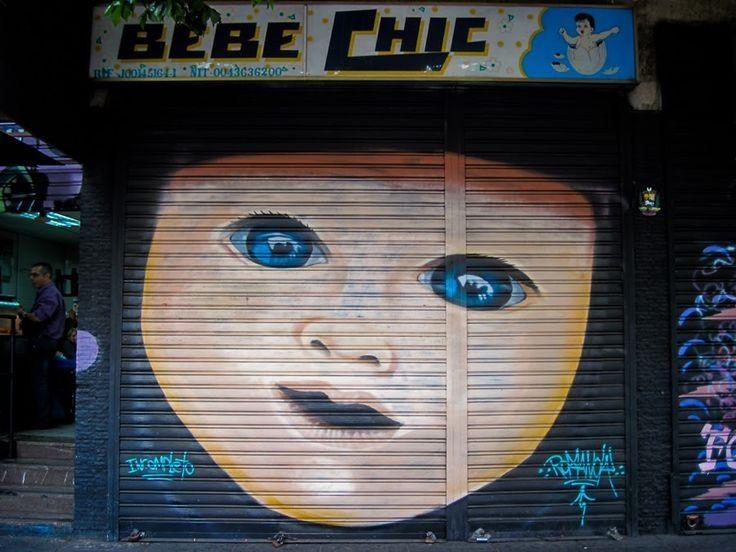 118 Best Street Art Venezuela Images On Pinterest | Street Art With Venezuela Wall Art 3D (Image 4 of 20)