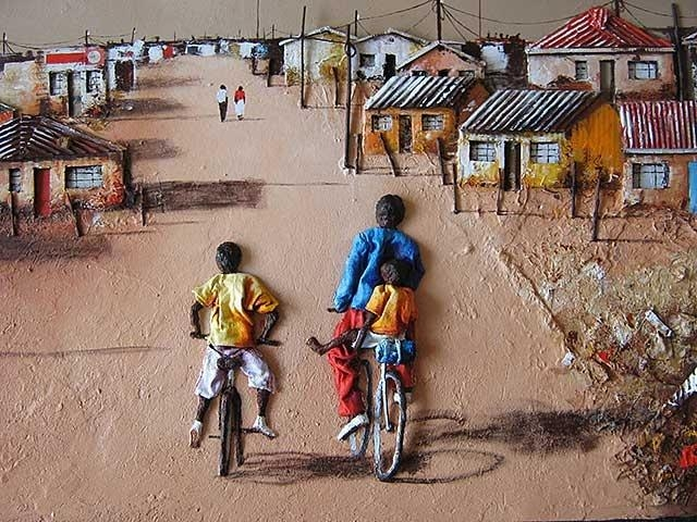 17 Best South African Talent Images On Pinterest | Africans, South Regarding South Africa Wall Art 3D (Image 1 of 20)