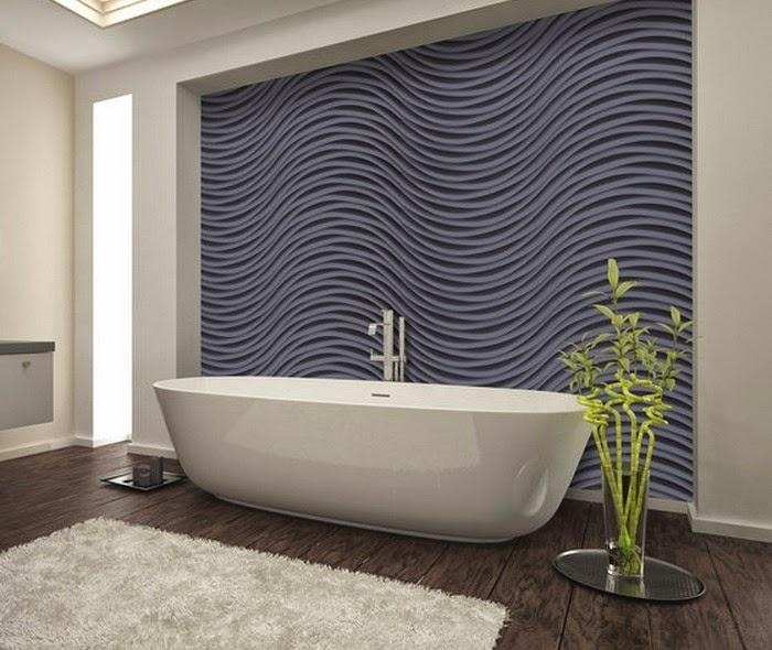 Featured Image of 3D Wall Art For Bathroom