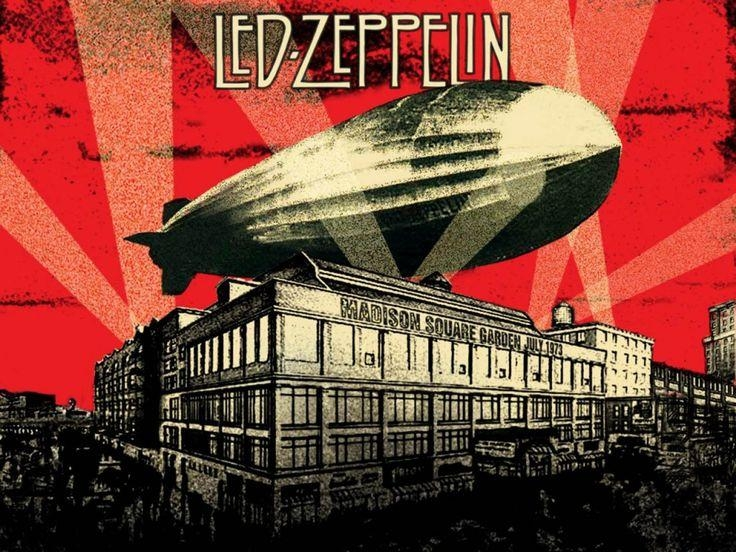 209 Best ☮ Music ~ Led Zeppelin Images On Pinterest | Hippie Inside Led Zeppelin 3D Wall Art (Image 1 of 20)