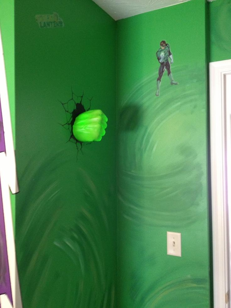 25 Best Favorite Places & Spaces Images On Pinterest | 3D Deco Inside Hulk Hand 3D Wall Art (Image 1 of 20)