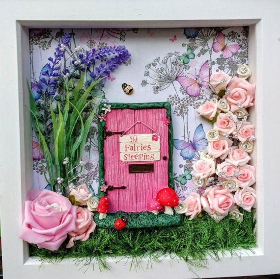 25+ Unique 3D Frames Ideas On Pinterest | Personalised Frames, Box Regarding 3D Garden Wall Art (View 7 of 20)