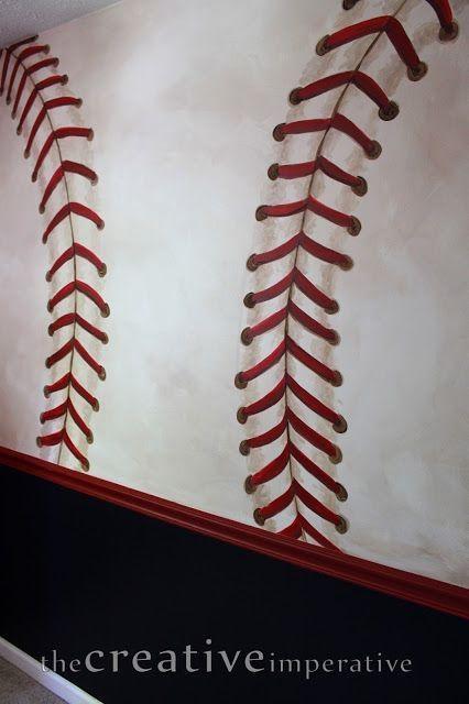 25+ Unique Boys Baseball Bedroom Ideas On Pinterest | Baseball With Regard To Baseball 3D Wall Art (Image 6 of 20)
