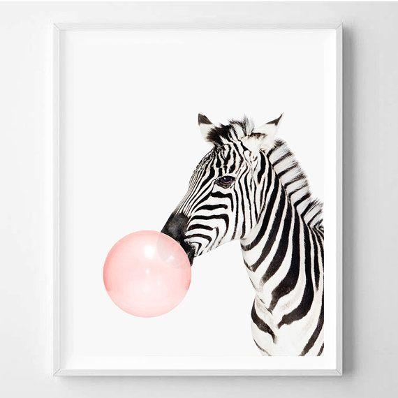 25+ Unique Kids Room Art Ideas On Pinterest | Nursery Art, Black Regarding Zebra 3D Wall Art (Image 1 of 20)