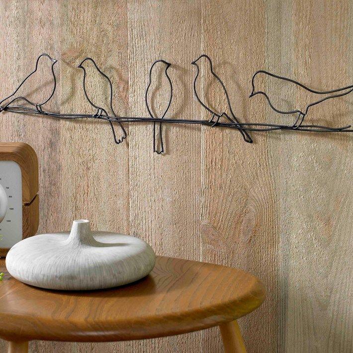 25+ Unique Metal Bird Wall Art Ideas On Pinterest | Recycled Metal Regarding 3D Garden Wall Art (Image 3 of 20)