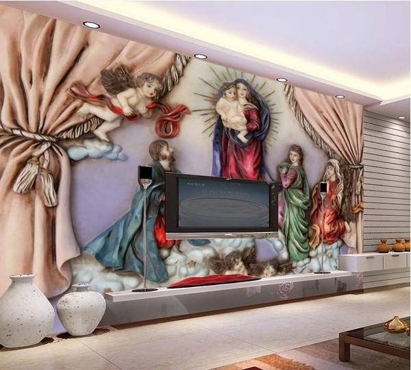 31+ Amazing 3D Wall Art Ideas That You Would Want To Take Home With Regard To 3D Wall Art Illusions (Image 3 of 20)
