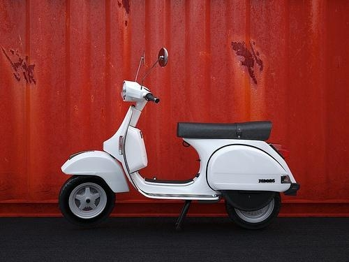 339 Best Vespa Images On Pinterest | Scooter Girl, Vespa Girl And Throughout Vespa 3D Wall Art (Image 3 of 20)
