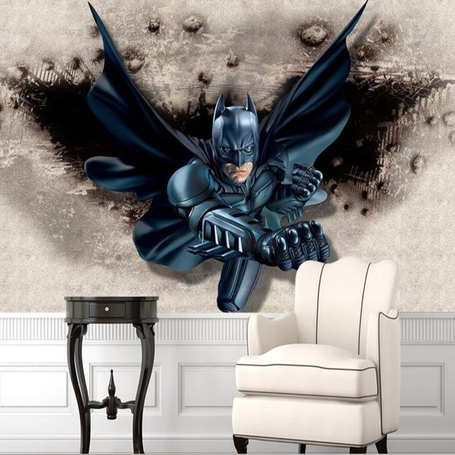 Featured Image of Batman 3D Wall Art