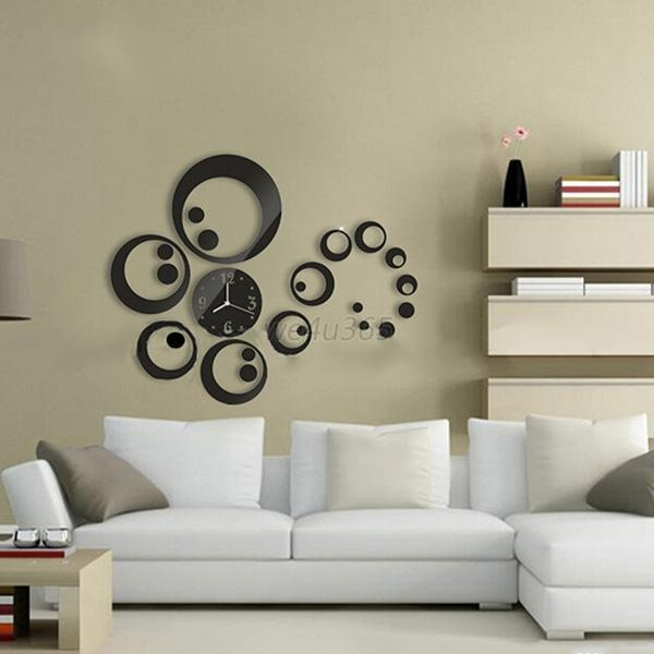 3D Circle Wall Art – Wall Murals Ideas With Regard To Circles 3D Wall Art (Image 4 of 20)