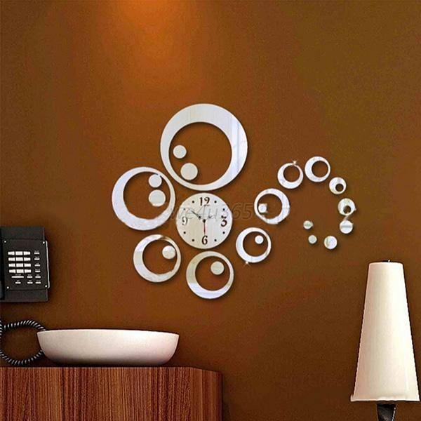 3D Circle Wall Art – Wall Murals Ideas With Regard To Circles 3D Wall Art (Image 5 of 20)