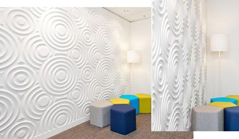 3D Circle Wall – Todosobreelamor Intended For Wetherill Park 3D Wall Art (Image 4 of 20)