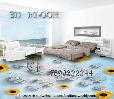 3D Flooring And 3D Wall Art Photos, Vijayanagar, Bangalore For Bangalore 3D Wall Art (Image 2 of 20)
