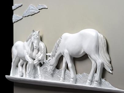 3D Horse Wall Art – Wall Murals Ideas Regarding 3D Horse Wall Art (Image 2 of 20)