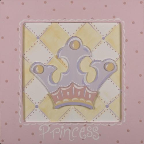 3D Princess Crown Wall Art – Everything Princesses Intended For 3D Princess Crown Wall Art Decor (Image 3 of 20)