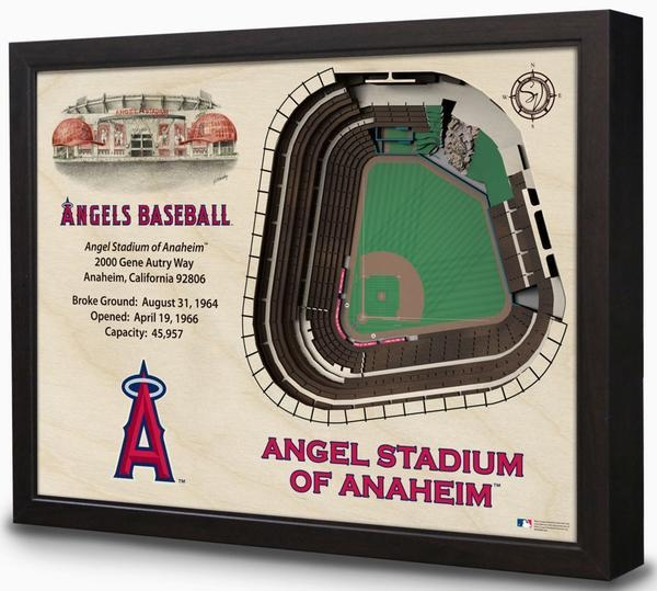 3D Stadium View Wall Art | Wallartideas With 3D Stadium View Wall Art (View 2 of 20)