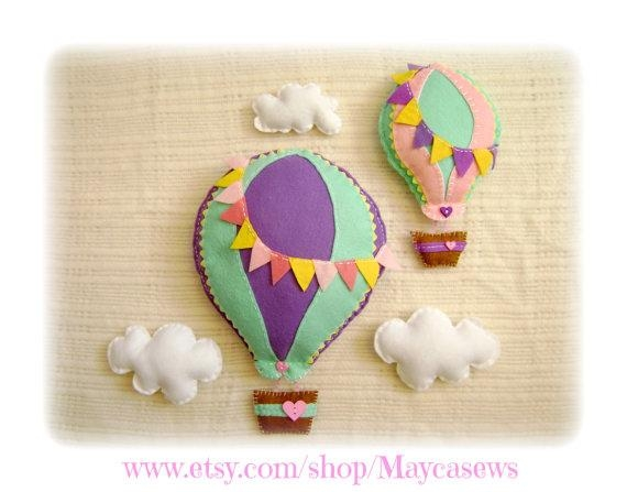 3D Wall Art Air Balloon | Wallartideas For Air Balloon 3D Wall Art (View 16 of 20)