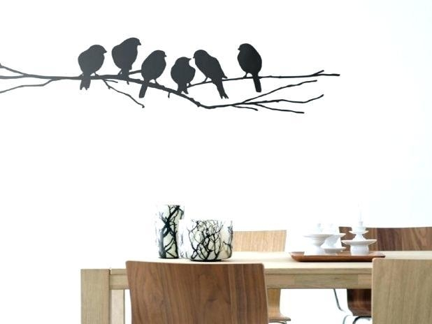 3D Wall Art Birds – Hydroloop Regarding White Birds 3D Wall Art (View 10 of 20)
