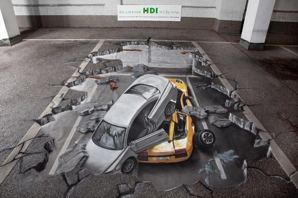 3D Wall Art Cars | Wallartideas For Cars 3D Wall Art (Image 4 of 20)