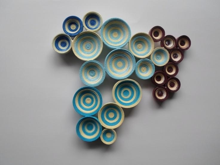 3D Wall Art Circles | Wallartideas With Circles 3D Wall Art (Image 7 of 20)