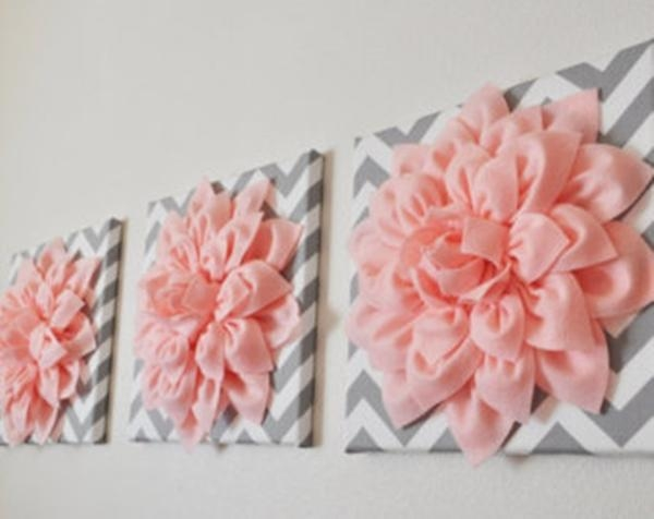 3D Wall Art Decor Diy | Wallartideas For Diy 3D Wall Art Decor (Image 5 of 20)