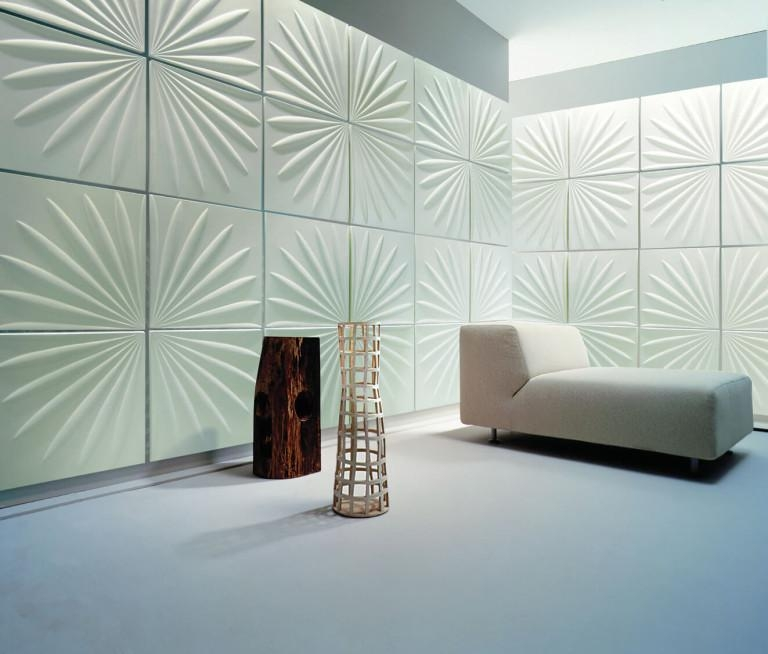3D Wall Art – Rd Decor Inside Blossom White 3D Wall Art (Image 5 of 20)