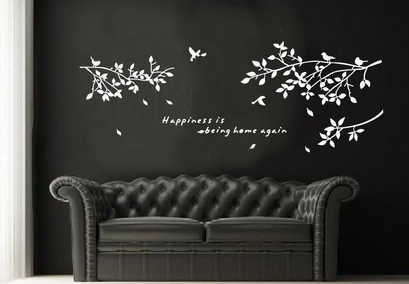3D Wall Art White Birds | Wallartideas Throughout White Birds 3D Wall Art (Photo 14 of 20)