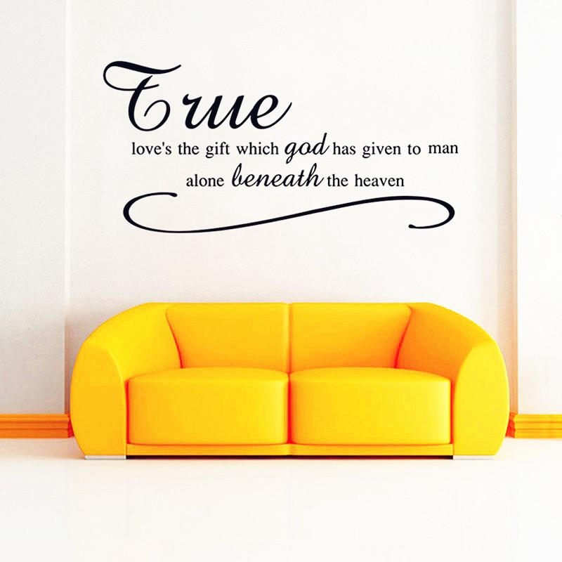 3D Wall Art Words | Wallartideas Within 3D Wall Art Words (Image 7 of 20)