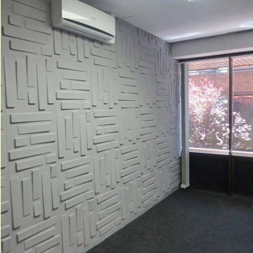 3D Wall Panel (Image 5 of 20)